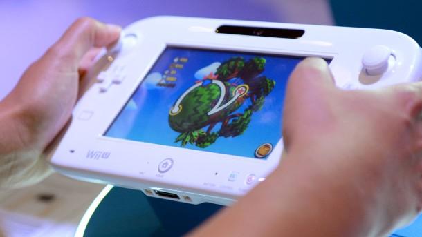 """Nintendo beendet Produktion von """"Wii U"""""""