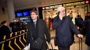 Puigdemonts riskante Reise nach Kopenhagen