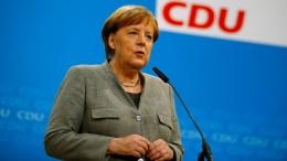 """""""SPD-Entscheidung macht den Weg frei"""""""