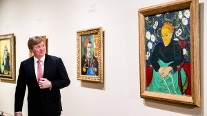 Warum Vincent van Gogh kreditwürdig ist