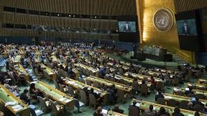 Trump droht UN-Mitgliedern