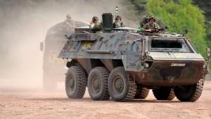Auslandseinsätze der Bundeswehr kosteten Milliarden