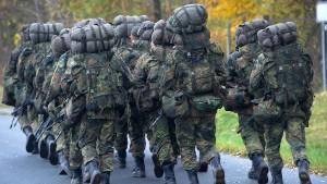Bundeswehr verzeichnet deutlich mehr Vergewaltigungsvorwürfe