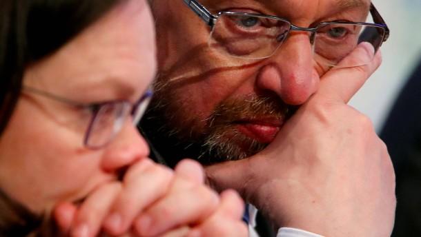 Das große Mitleid mit Martin Schulz