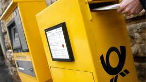 Porto für Standardbrief steigt auf 58 Cent