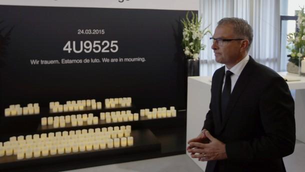 Carsten Spohr reist nicht zu Germanwings-Trauerfeier