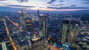 Deutschland steht Bankensterben bevor
