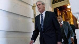 Trump wollte Sonderermittler Mueller feuern