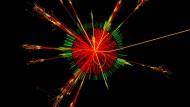 """Suche nach Unbekanntem als erkenntnistheoretisches Problem - simulierte Daten des Atlas-Detektors am """"Large Hadron Collider"""" des Cern"""