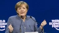 Merkel wirbt für starkes Europa