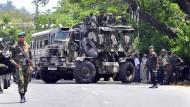 Sri Lanka ruft Notstand aus