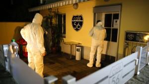 Tote bei Schießerei in Basel