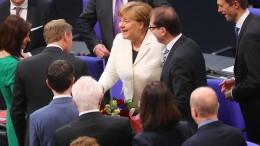 """""""Das Ergebnis schwächt Merkels Autorität"""""""
