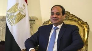 Ägypten fordert mehr Militärhilfe von Amerika