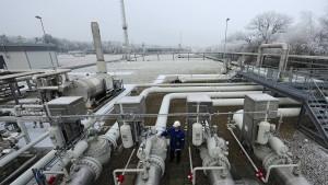 Gas-Streit zwischen Russland und der Ukraine