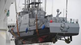 Interimsregierung genehmigte Rüstungsexporte in Milliardenhöhe