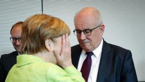 """Koalitionskonflikt um """"Ehe für alle"""" verschärft sich"""