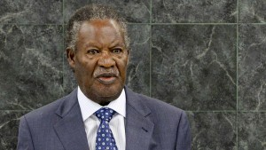 Präsident Sambias in London gestorben