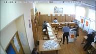 Video zeigt Wahlbetrug