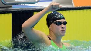 Sechs Schwimmer nehmen erste Hürde Richtung Rio