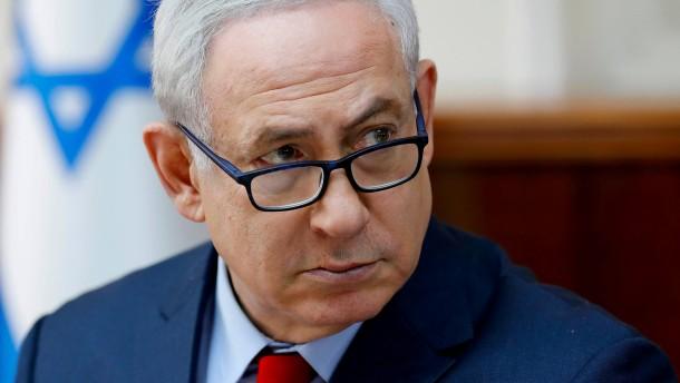 Israel: Netanjahu soll als Verdächtiger in weiterem Korruptionsfall aussagen