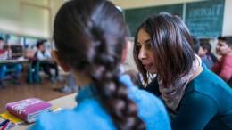 Syrische Lehrer für deutsche Schulen