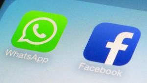 Whatsapp verschlüsselt, Oculus entschlüsselt