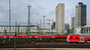 Bekommt Frankfurt eine Ringbahn?