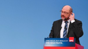 Der trotzige Schulz