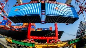 Amerikanisches Handelsdefizit auf Rekordhoch