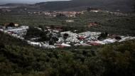 Migranten verzweifeln auf Lesbos
