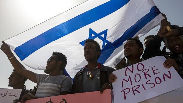 Israel will tausende Afrikaner in den Westen umsiedeln