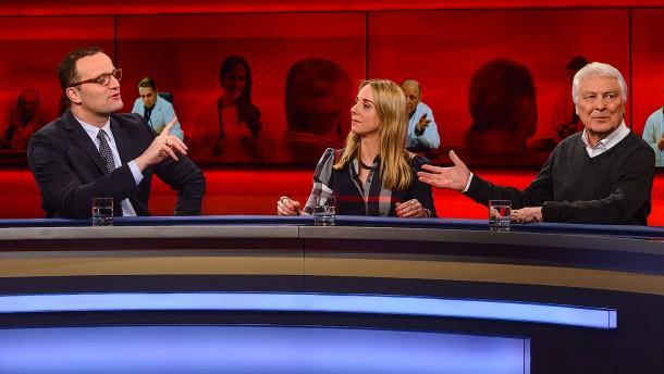 """TV-Kritik """"Hart aber fair"""": Der simuliert doch"""
