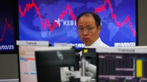 Verhaltene Erleichterung in Südkorea