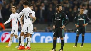 Tottenham steht im Achtelfinale