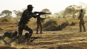 "Führt Amerika ""Schattenkriege"" in Afrika?"