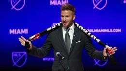 Streit um Stadion von David Beckham