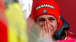 Gold für Deutschland