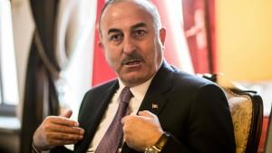 Cavusoglu: Deutschland hat ein Problem mit der Türkei