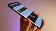 Teaser Bild für Samsungs neues Flaggschiff