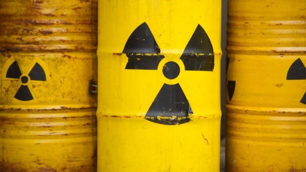 Kriminelle bieten radioaktives Material zum Verkauf an