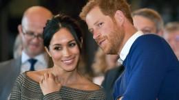Wer wird Meghan Markles Hochzeitskleid fertigen?