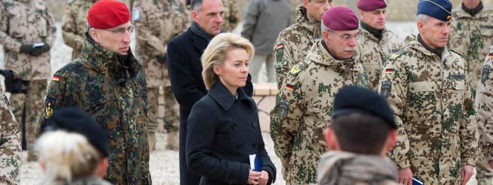 Bundeswehrsoldaten kennenlernen