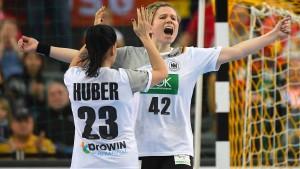 DHB-Frauen gewinnen auch gegen Südkorea