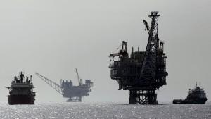 Warum Israel auf seinem Gas sitzen bleibt