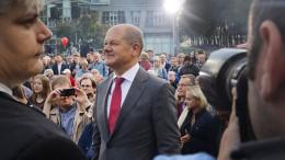 Der SPD-Finanzminister hat schon Fans – in Italien
