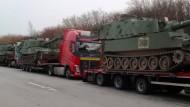 Waffenindustrie: Deutsche Rüstungsexporte auf Rekordhoch