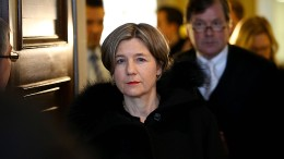 Maike Kohl-Richter vor Berufungsgericht
