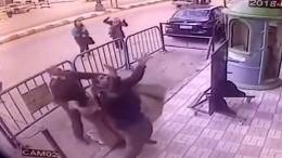 Polizist rettet Kleinkind