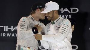 """Hamilton zündet die """"höchste Eskalationsstufe"""""""
